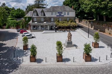 Hôtel Restaurant du Château Combourg