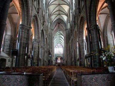 Concerts à la Cathédrale du jeudi