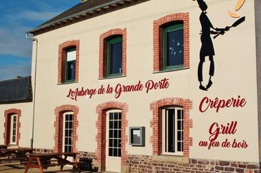 Crêperie Grill L'auberge de la Grande Porte Breteil entre Rennes et Montfort-sur-Meu (4)