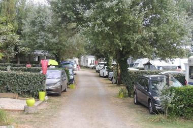 Camping de la Prée