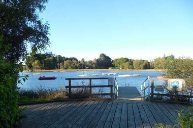 Camping municipal Le Lac ô Fées