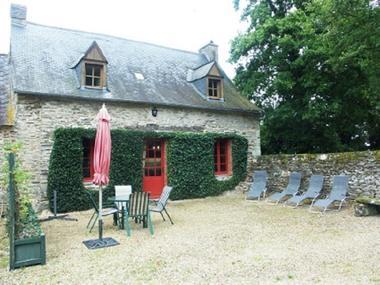 De Ternay - gîte 3510 extérieur - Caro - Morbihan - Bretagne