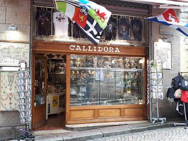 Devanture boutique Callidora Saint-Malo