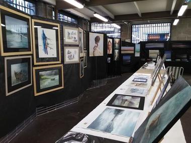 Expo ©Groupes des peintres malouins