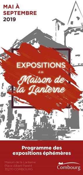 Exposition Maison de la Lanterne 30avril30sept2019