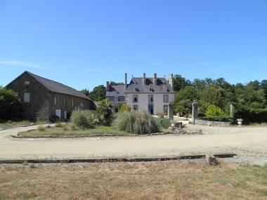 Extérieurs - Malouinière de Launay Blot - Baguer Morvan