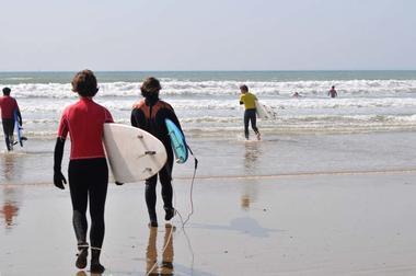 Ecole de Surf de Bretagne de Plouharnel