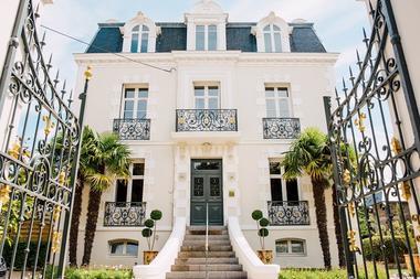 Façade - Hôtel Ascott - Saint-Malo