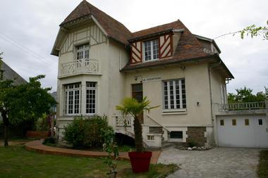 Façade - Racois Vallée - Saint-Malo