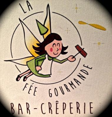 Fée Gourmande_Paimpont_logo