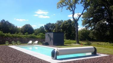 Gîte_La Lande Orain_ St Thurial_piscine_1