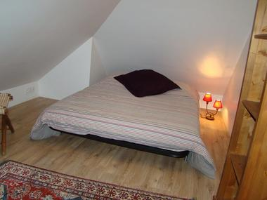 Gîte Pellerin-Bouchereau chambre - Malestroit - Morbihan - Bretagne