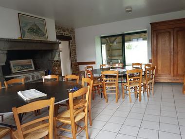 Gîte de groupe La Croix Morel - location - Roz sur Couesnon