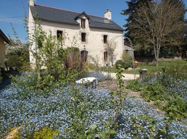 Gîte et chambres d'hôtes écologiques la Claie des Landes - Sérent - Morbihan - Bretagne sud