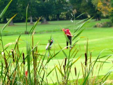 Golf-de-Tremereuc-golfeur