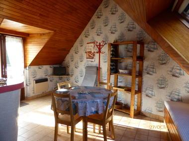 Location Le Passiflor Mme Barre Saint Jouan des Guérets