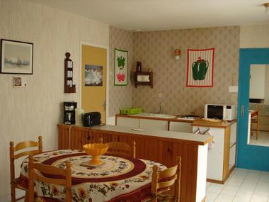 Gîte de M. et Mme Morel à Cancale La Villa Stella Maris