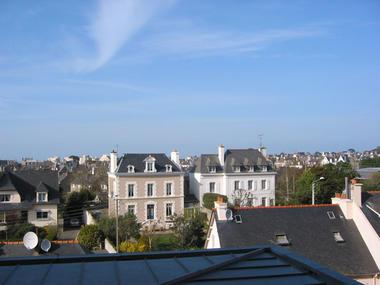 Mme Mitteaux-Martin Grand panorama à Saint-Malo