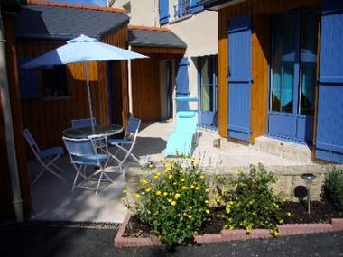 Location la Cabane du Pêcheur Saint-Malo