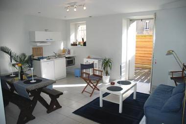 Location Rose Les Appartements de Valérie Saint-Malo