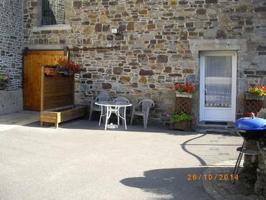 Location La Maison Bleue à La Fresnais