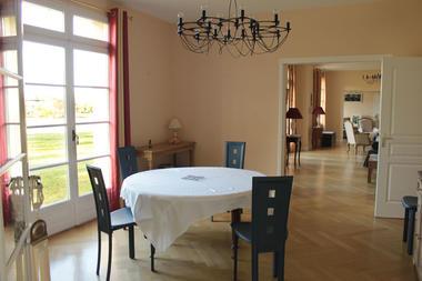 Chambre d'hôtes de M. Geoffroy de Montmorin à Saint-Malo