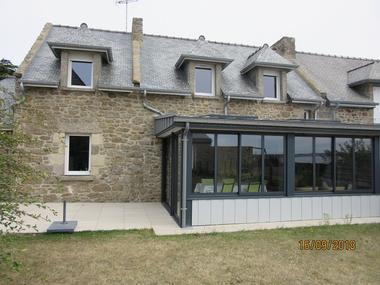 Maison d'Hélène-Saint-Malo