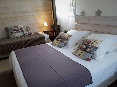 Chambre d'hôte Albizia - Mme Louet - Saint-Malo