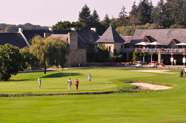 Saint Malo Hôtel Golf & Country Club