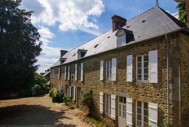 Hôtel du Château à Combourg