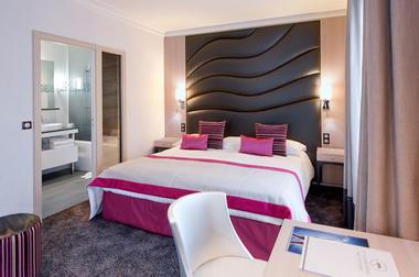 Hôtel-restaurant Grand hôtel des Thermes