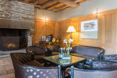 Hôtel-restaurant Manoir de la Grassinais à Saint-Malo