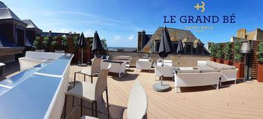 Hôtel Le Grand Bé à Saint-Malo