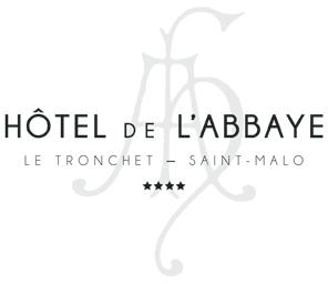HOTEL ABBAYE - logo- TRONCHET