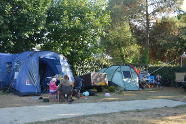 Camping de la Touesse