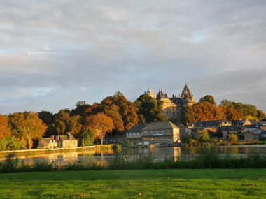 Camping le Vieux Chatel à Combourg