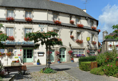 Hôtel Au Relais du Porhoët