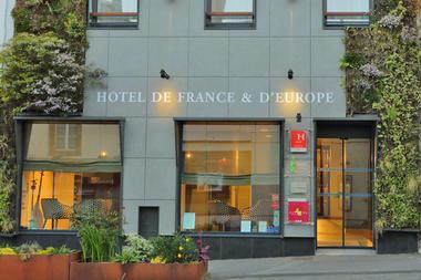 Hôtel de France et d'Europe