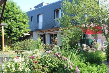 Hôtel des Bruyères_Plélan le Grand_Extérieur