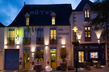 Hôtel-restaurant les Palis SPA