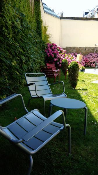 IBIS PLAGE - jardin terrasse1 - StMalo