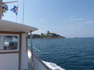Excursions maritimes - L'Échappée Malouine - Saint-Malo