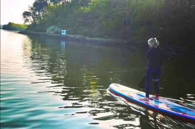 A La Dérive – Stand-Up Paddle