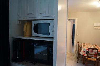 Jugant.cuisine-salle à manger. Saint-Malo