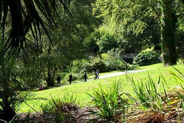 Jardin du Conservatoire botanique national de Brest