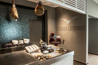 Le Kiosque Gourmand Dinard - Thalassa