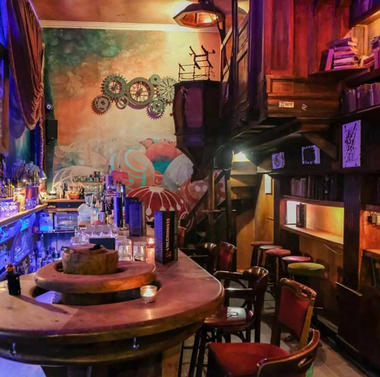 L'Alchimiste - bar - Saint-Malo