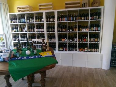 L'écume des bières - boutique - Saint-Malo