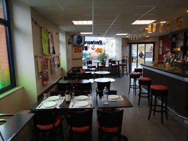 L'hôtel-restaurant de l'ouest à Montfort sur Meu