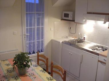 LEDUC Duplex - Cuisine -  Saint-Coulomb